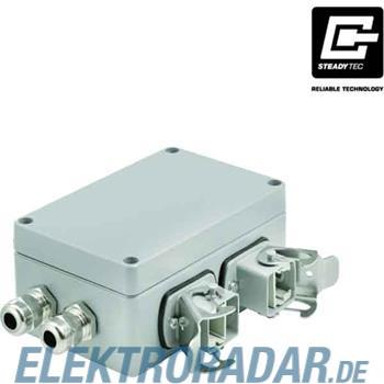 Weidmüller Flanschdose 2Port IE-OM-V05M-K21-2R