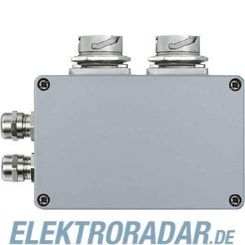 Weidmüller Flanschdose 2Port IE-OM-V01M-K21-2L