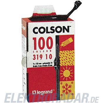 Legrand BTicino Kabelbinder    9x120 31910