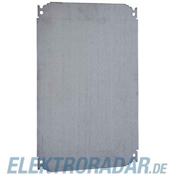 Legrand BTicino Montageplatte 36049