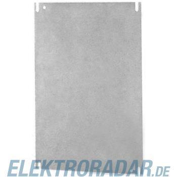 Legrand BTicino Montageplatte 36052