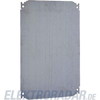 Legrand BTicino Montageplatte 36055