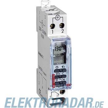 Legrand BTicino Digitalschaltuhr MicroRexD11/03700