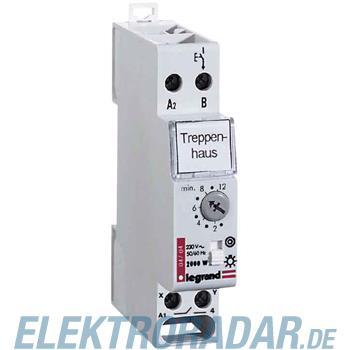 Legrand BTicino Treppenlichtzeitschalter Rex800Multi/04704