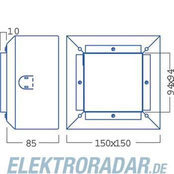 Zumtobel Licht Gehäuse IP20 S7 709990