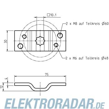 Rademacher Markisenantriebslager VK 4010-01