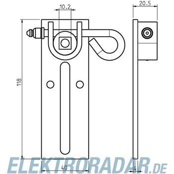 Rademacher Abrollfertigkastenlager VK 4010-06