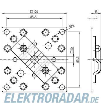 Rademacher Antriebslager VK 4010-08