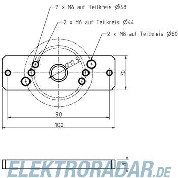 Rademacher Antriebslager VK 4010-09