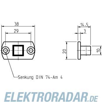 Rademacher Adapter VK 4010-S
