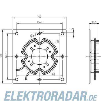 Rademacher Click-Antriebslager VK 4015K-01