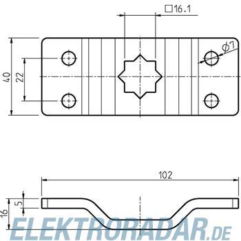 Rademacher Antriebslager VK 4016-04