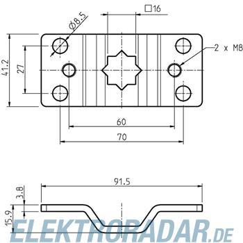 Rademacher Antriebslager VK 4016-05