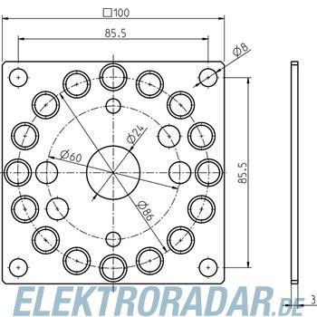 Rademacher Antriebslager VK 4016-16