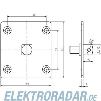 Rademacher Adapter VK 4016-LHK