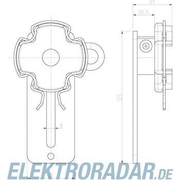 Rademacher Click-Abrolllager VK 4015K-15