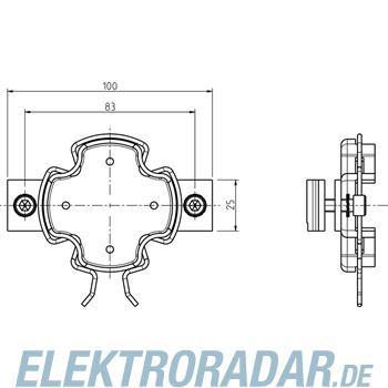 Rademacher Click-Antriebslager VK 4015K-12