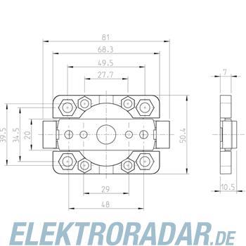 Rademacher Antriebslager 3310