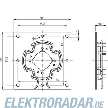 Rademacher Click-Antriebslager. 4015K-13
