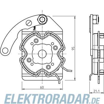 Rademacher Click-Antriebslager 4015K-17