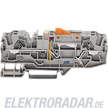 WAGO Kontakttechnik Erdleiter-Trennklemme 2006-1671/1000-851