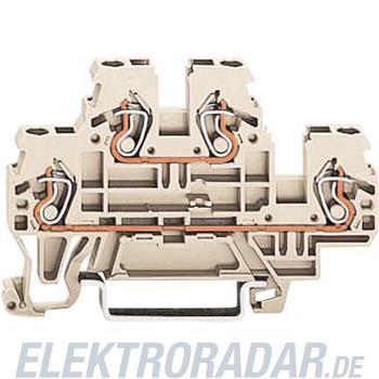 WAGO Kontakttechnik Doppelstockklemme 870-961