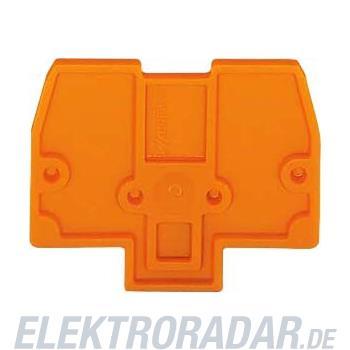WAGO Kontakttechnik Abschlussplatte 870-925