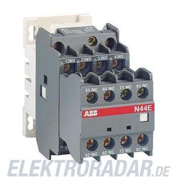 ABB Stotz S&J Hilfsschütz N80E 230-240V50Hz
