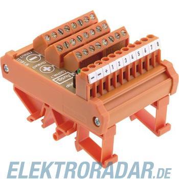 Weidmüller Relaiskoppler RS NI 3P 8LD 24VDC