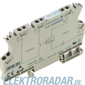 Weidmüller Zeitrelais MCZ TO 24VDC/50MS
