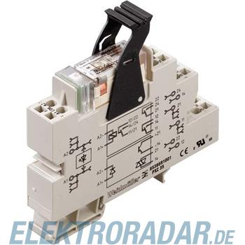 Weidmüller Relaiskoppler PRZ 120Vac LD 2CO