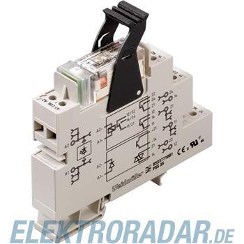Weidmüller Relaiskoppler PRS 24VAC LD 1CO