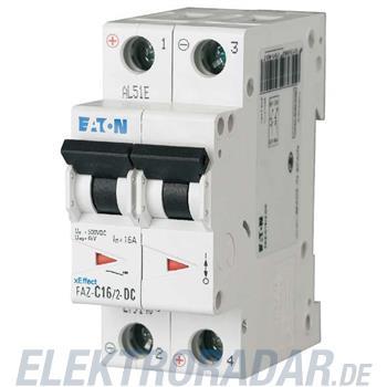 Eaton Leitungsschutzschalter FAZ-C50/2-DC