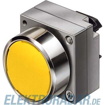 Siemens Leuchtendruckschalter rund 3SB3501-0DA31