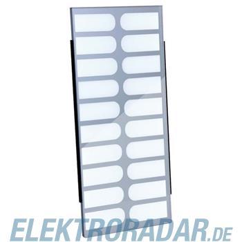 TCS Tür Control Namenschildglas f. PES20-/ EGE20-GK