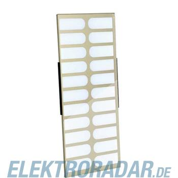 TCS Tür Control Namenschildglas für PET22- EGE22-BR