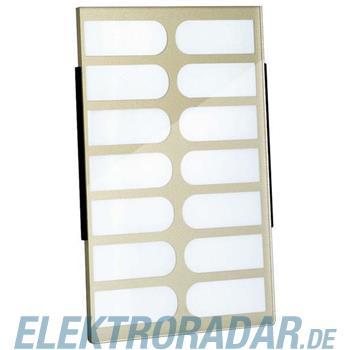 TCS Tür Control Namenschildglas f. PES14-/ EGE14-BR