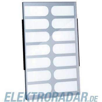 TCS Tür Control Namenschildglas f. PES14-/ EGE14-GK