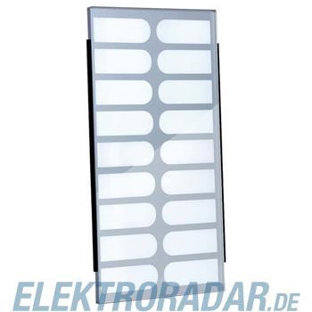 TCS Tür Control Namenschildglas f. PES18-/ EGE18-GK