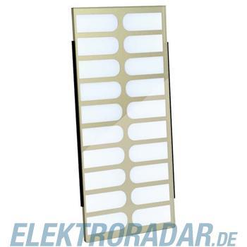 TCS Tür Control Namenschildglas f. PES20-/ EGE20-BR