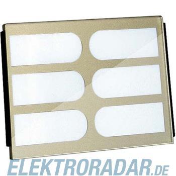 TCS Tür Control Namenschildglas für PES06- EGE06-BR