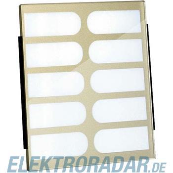 TCS Tür Control Namenschildglas für PES10- EGE10-BR