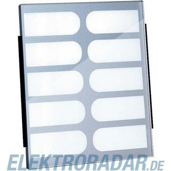 TCS Tür Control Namenschildglas für PES10- EGE10-GK