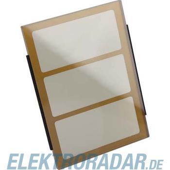 TCS Tür Control Namenschildglas f. PDS03-/ EGD03-BR