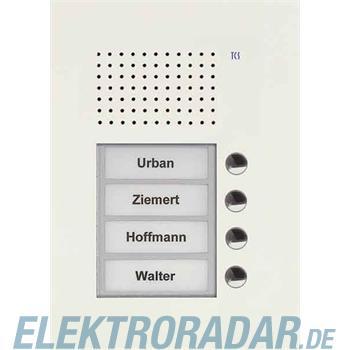 TCS Tür Control Audio Außenstation PUK 4 PUK04/1-WS