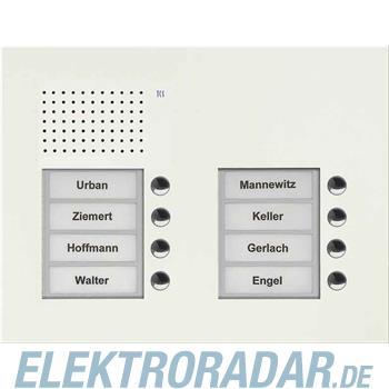 TCS Tür Control Audio Außenstation PUK 8 PUK08/2-WS