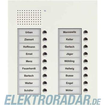 TCS Tür Control Audio Außenstation PUK 18 PUK18/2-WS