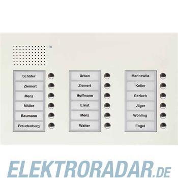 TCS Tür Control Audio Außenstation PUK 18 PUK18/3-WS