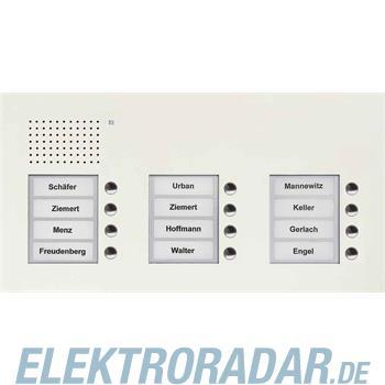 TCS Tür Control Audio Außenstation PUK 12 PUK12/3-WS