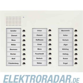 TCS Tür Control Audio Außenstation PUK 24 PUK24/3-WS